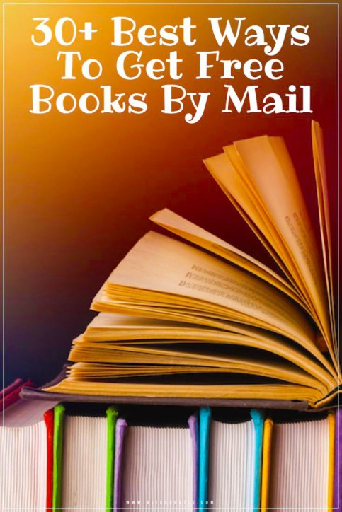 Get Free Books By Mail