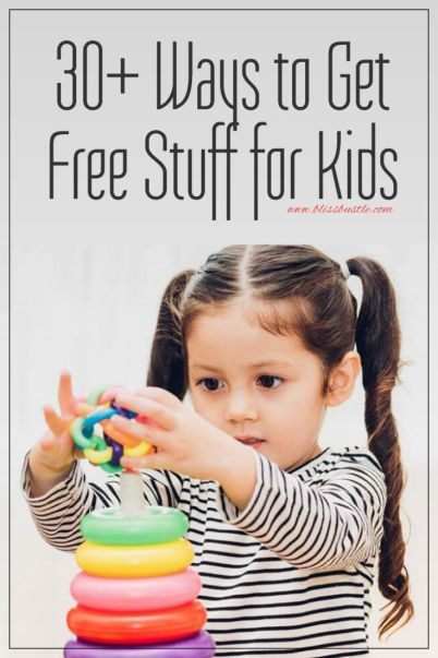 Get Free Stuff for Kids by Mail