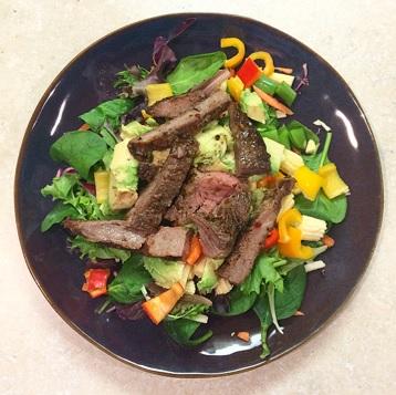steak-avo-salad