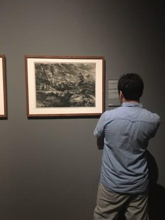 More art gazing