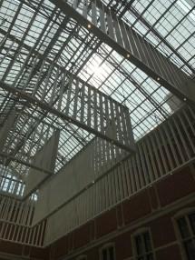 Inside Rijksmuseum