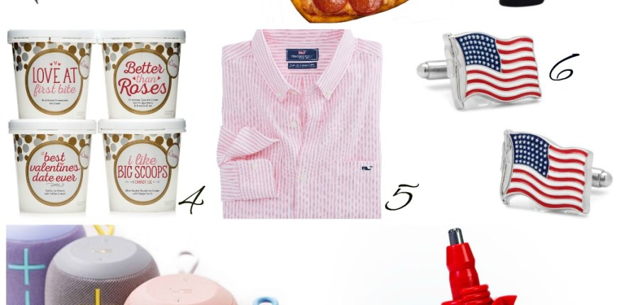 Valentine's Day Gift Guide for the Men in your Life