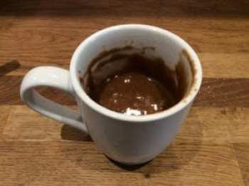 mug cake #guestpost week www.myrealfairy.com
