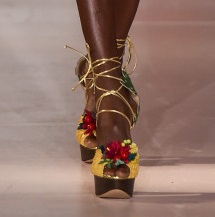 Charlotte Olympia RTW Spring 2017