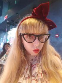 Gigi Hadid for Vogue 5211S 2