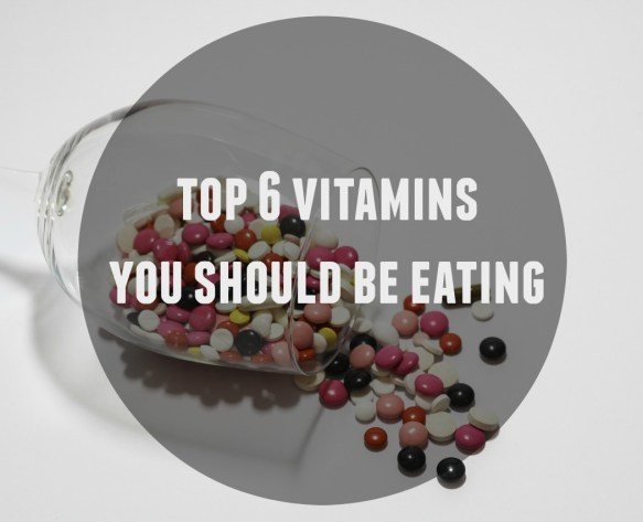 Top 6 Vitamins for Women