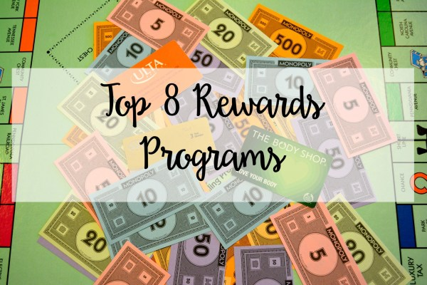 Top 8 Rewards Programs