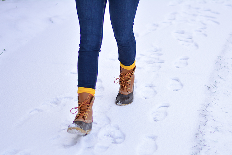 How to Break in Bean Boots | Break in Boots | Get Rid of Boot Blisters | Duck Boots | L.L.Bean Boots
