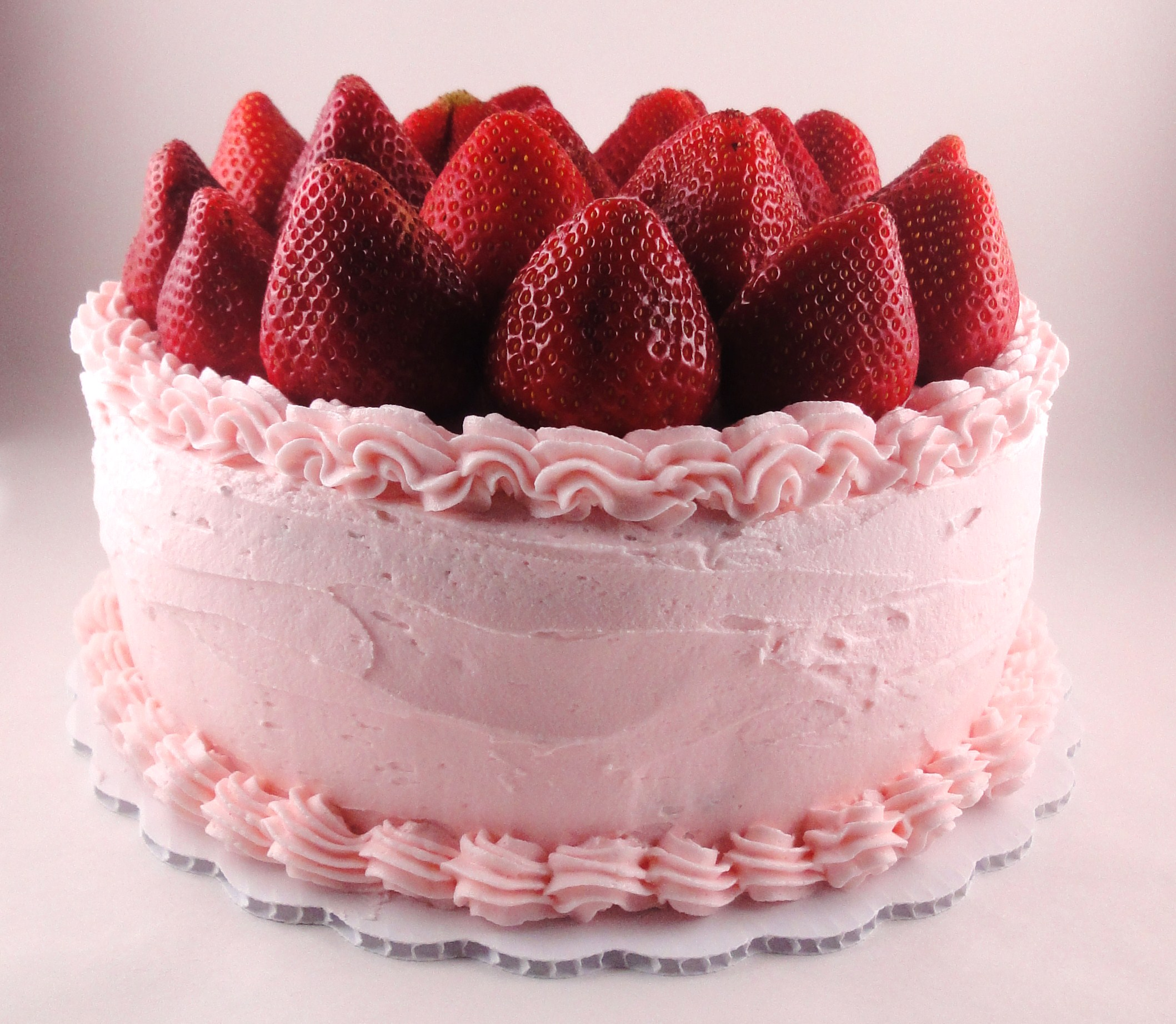 Berry Perfect Party Cake