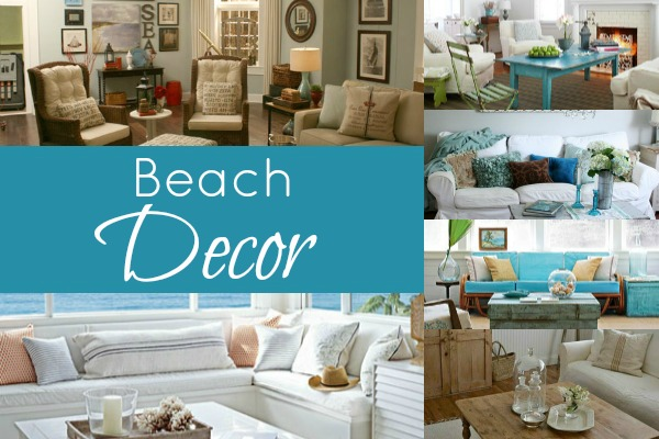Image Of Beach Theme Decorating Ideas Gallery