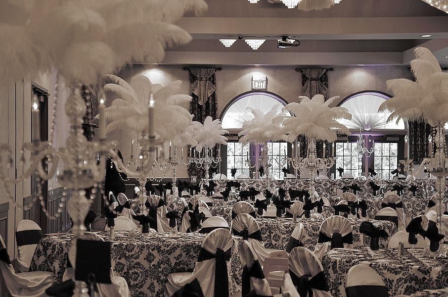 Majestic Wedding Reception Inspirations