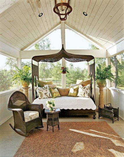 Shabby Chic Decorating Ideas For Porches And Gardens 13 Photos