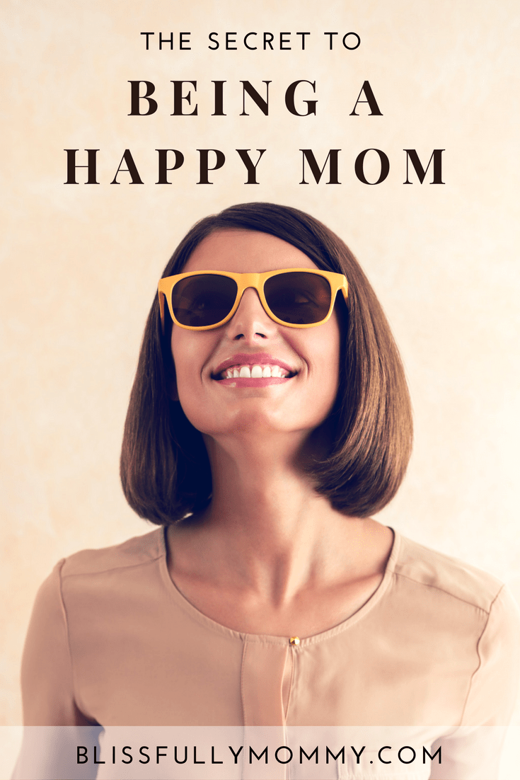 how-to-be-a-happy-mom