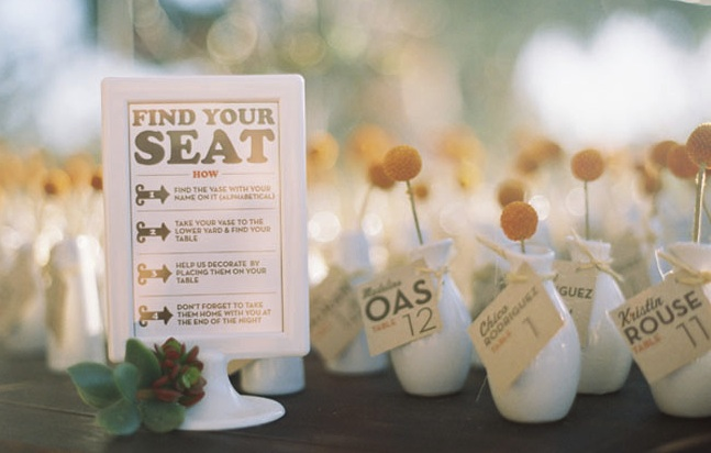 Should You Assign Guest Seats At Your Wedding Reception