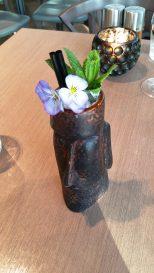 Darwin's Punch (Rum), Moai-inspired.