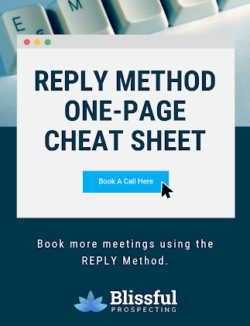 Reply Method One-Page Cheat Sheet