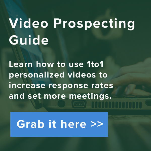 NEW Video Prospecting Guide