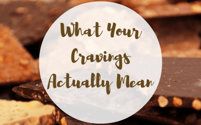 What Your Cravings Actually Mean