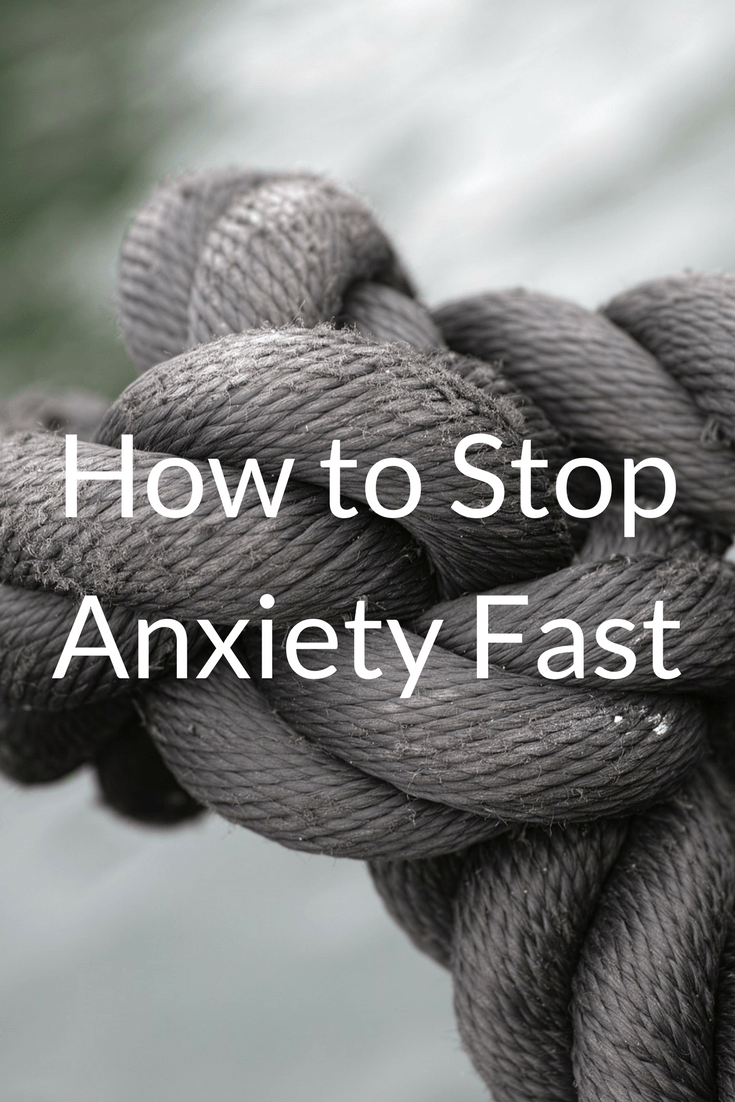 How to Stop Anxiety and Depression Naturally