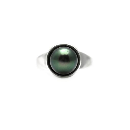 eacock Fiji Pearl Ring