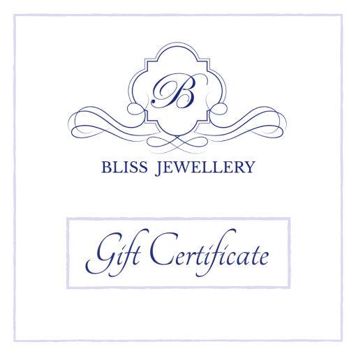 Gift Certificate Button | Bliss Jewellery