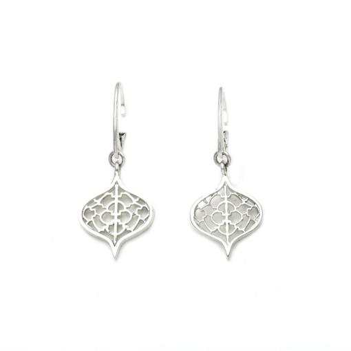 Saxon Orb Earrings