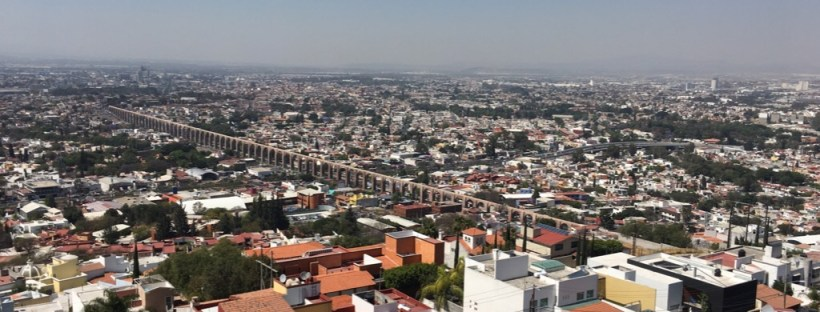A view from Queretaro while on our house hunting trip to Mexico