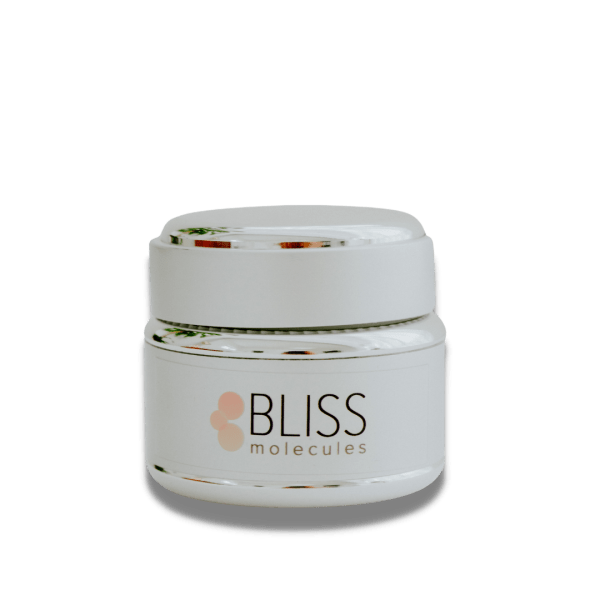 This Bliss Molecules Hemp Extract night cream contains natural aromatic oils, Arnica Extract, and vitamins, Cannabis sativa oil, and 500mg Broad Spectrum Hemp Extract that soften and hydrate the skin.