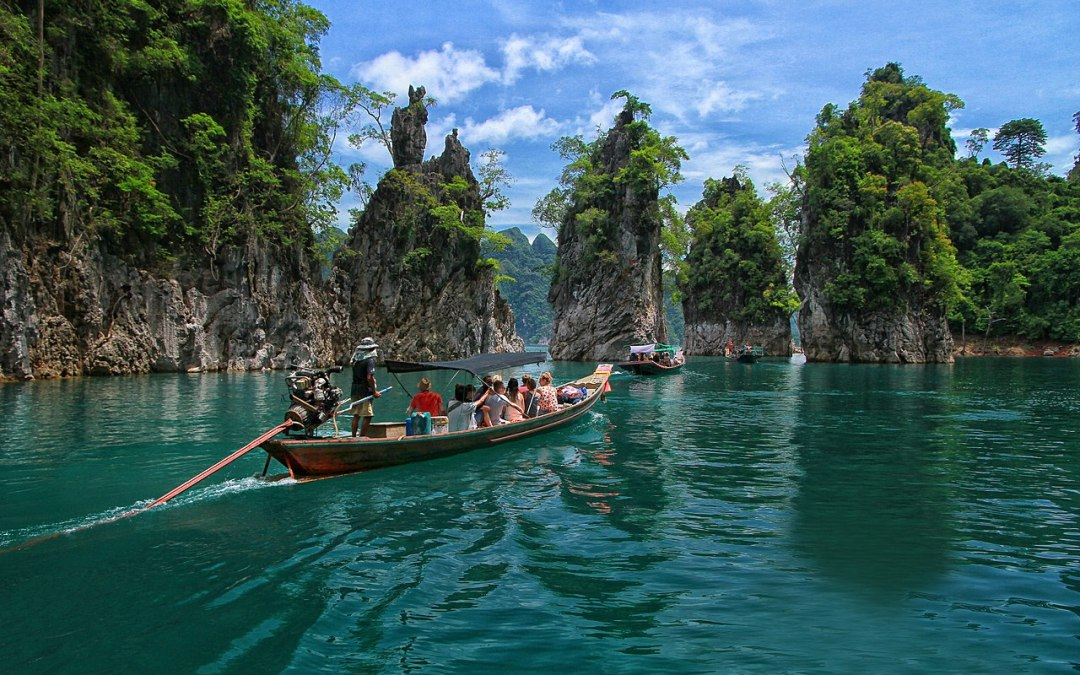 Top Tourist Attractions in Surat Thani Province, Thailand
