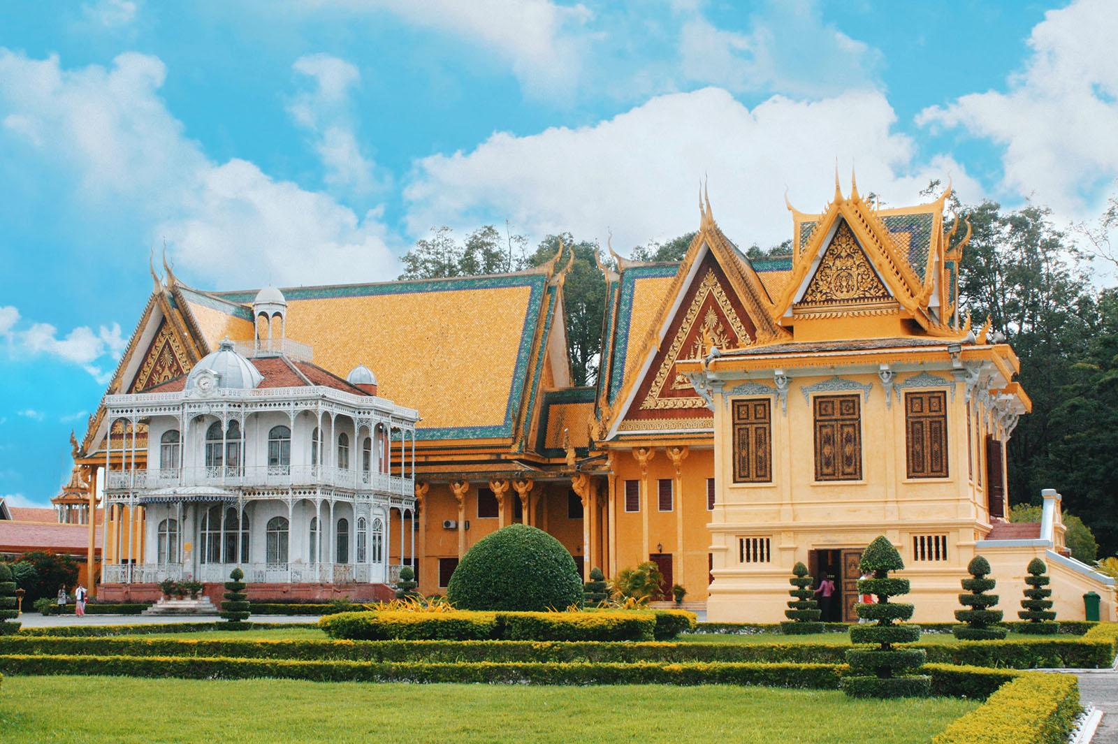 Phnom Penh Tourist Attractions