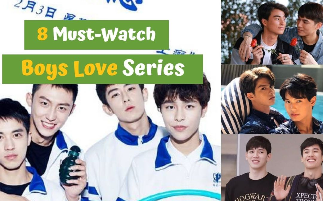 "Top Picks: 8 Must-Watch ""Boys Love"" Series"