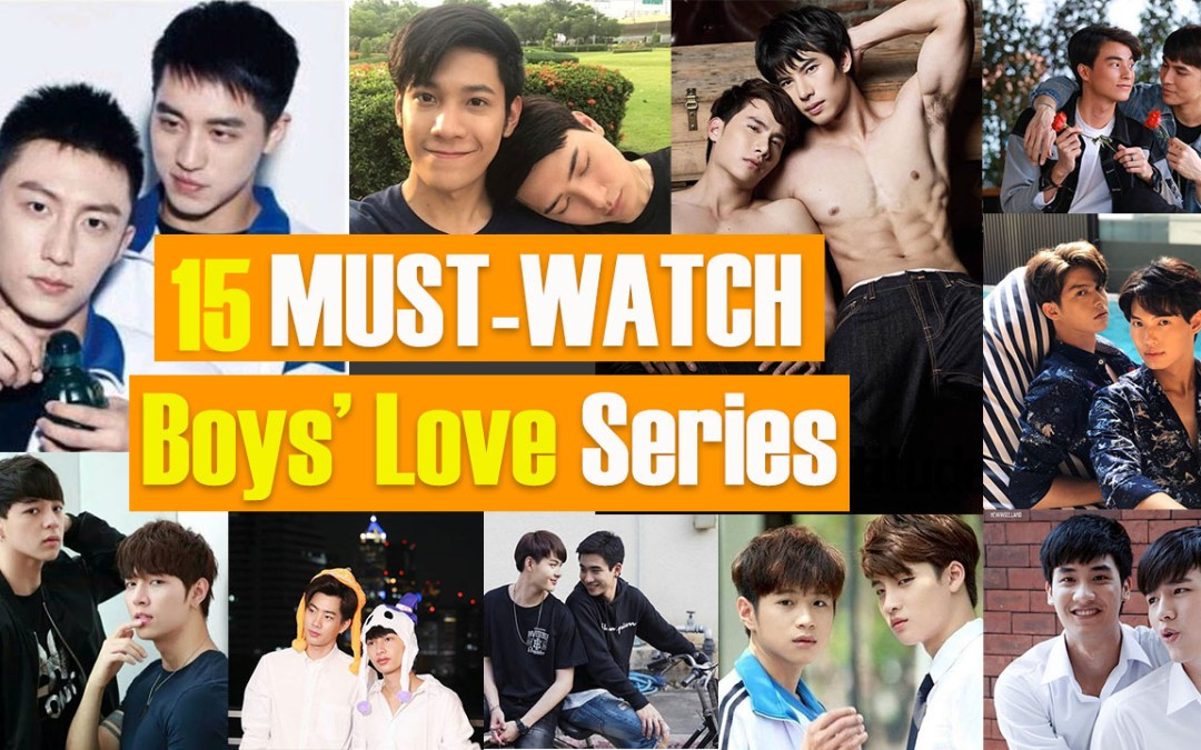 15 MUST-WATCH BL SERIES