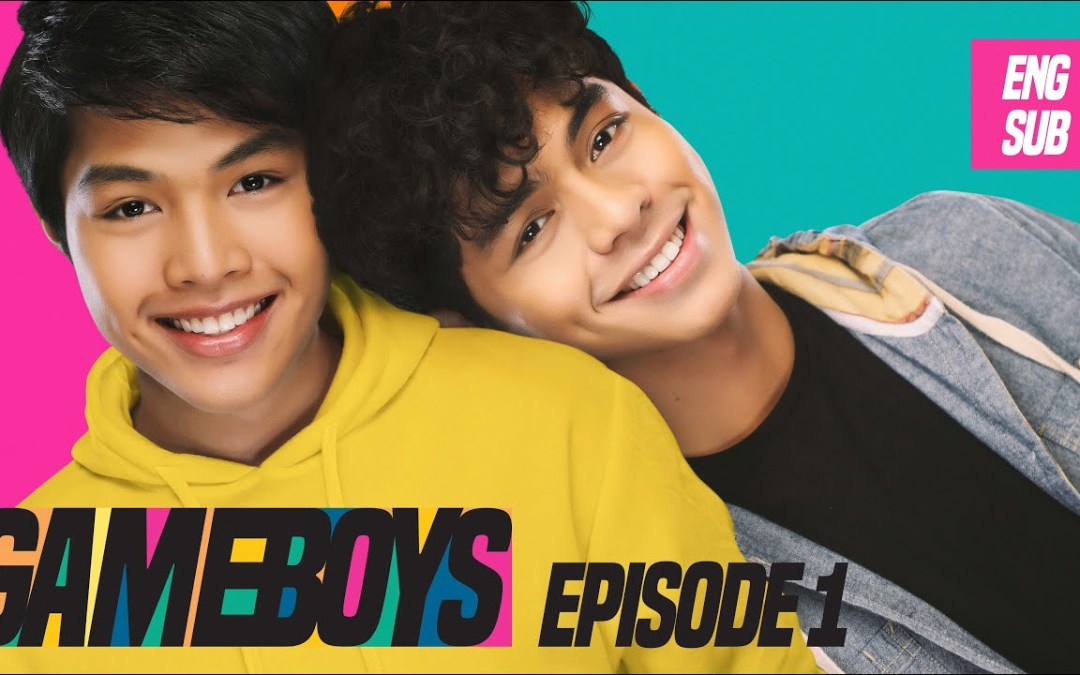 Game Boys: A Filipino BL Series [Full Episodes with Eng Subs]