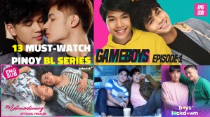 Must-watch pinoy BL series