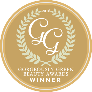 Gorgeously Green Beauty Award for Best Facial Toner from Sophie Uliano green beauty expert
