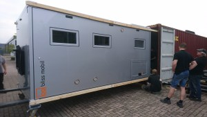Our Bliss Mobil 15-unit getting ready to ship.
