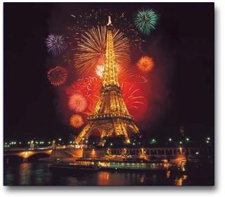 Tour France Bastille Day Summer Celebrations In Paris