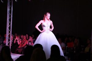 Catwalk at The Liverpool Wedding Show