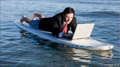 Surfin' More Than The Interwebs