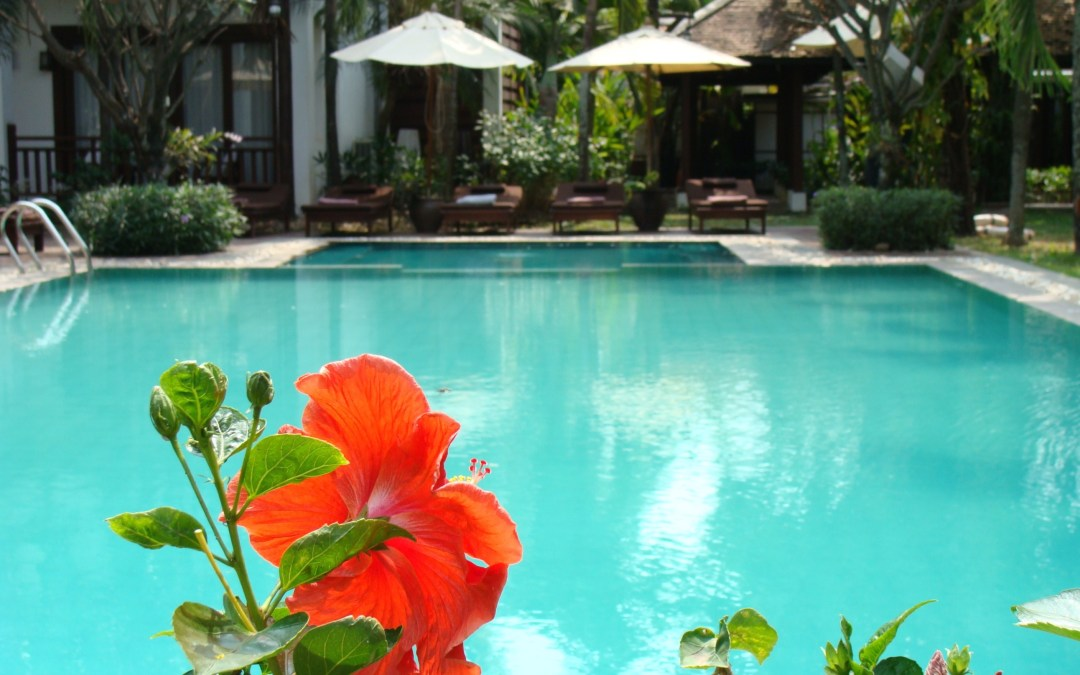 Hidden Paradise In Vientiane