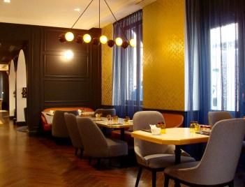 Hotel Square Louvois, Paris