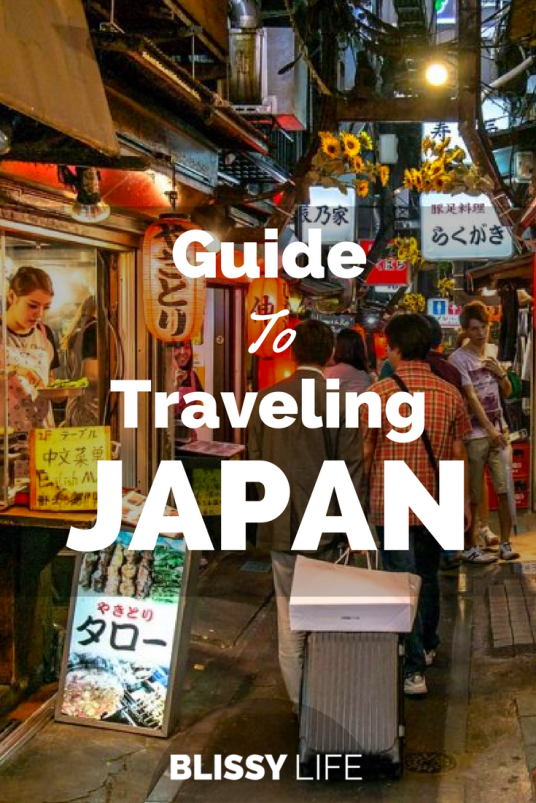 Guide To Traveling JAPAN