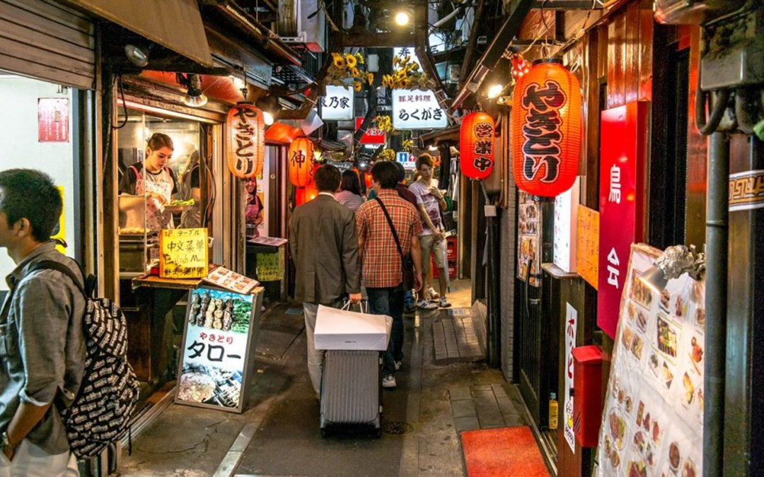 A Beginner's Guide To Traveling Japan