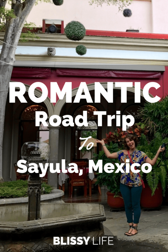 ROMANTIC Road Trip To Sayula, Mexico