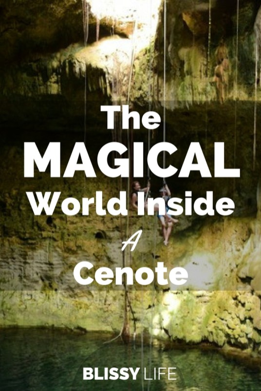 The MAGICAL World Inside A Cenote