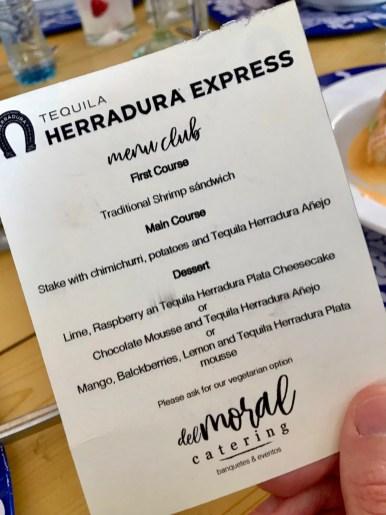 Tequila Herradura Express
