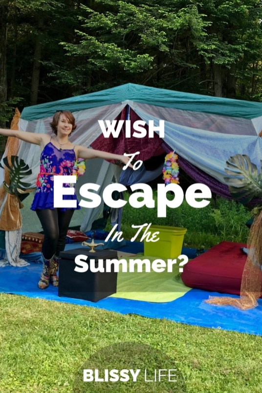 WISH To Escape In The Summer_