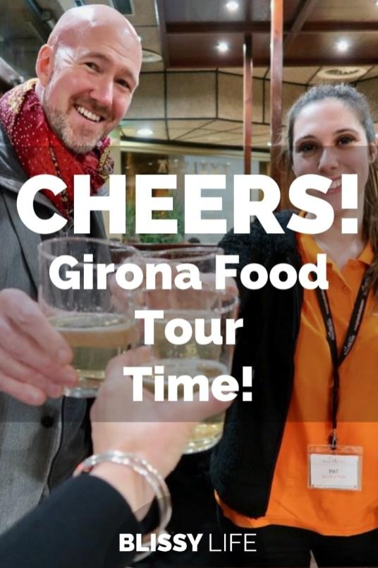 CHEERS! Girona Food Tour Time!