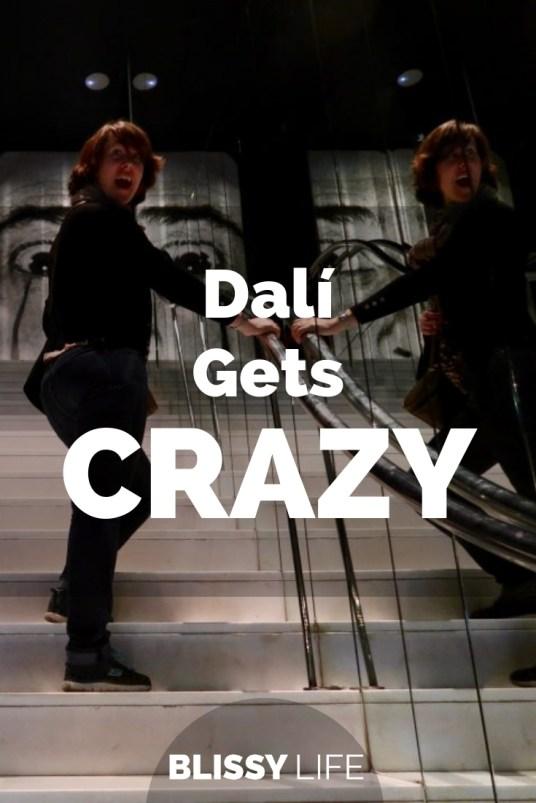 Dalí Gets CRAZY
