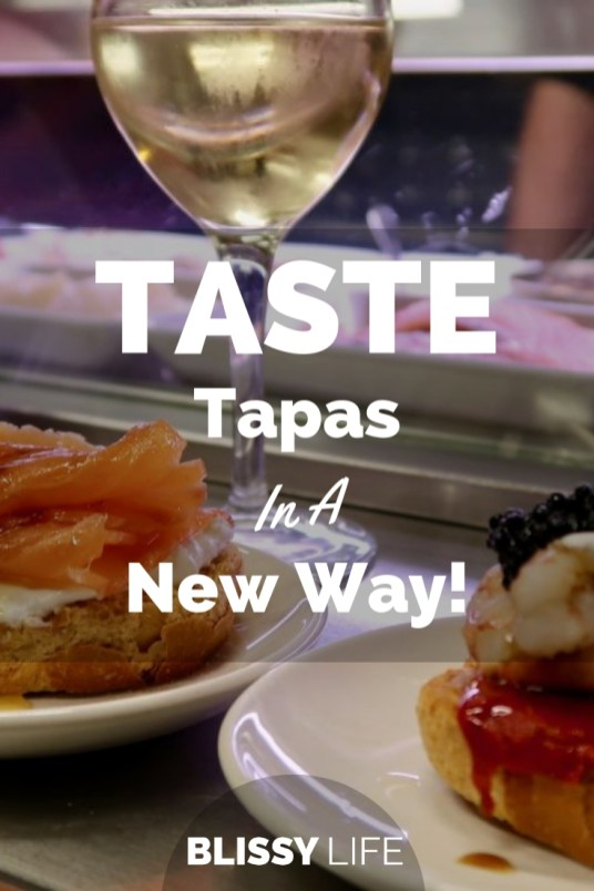TASTE Tapas In A New Way!